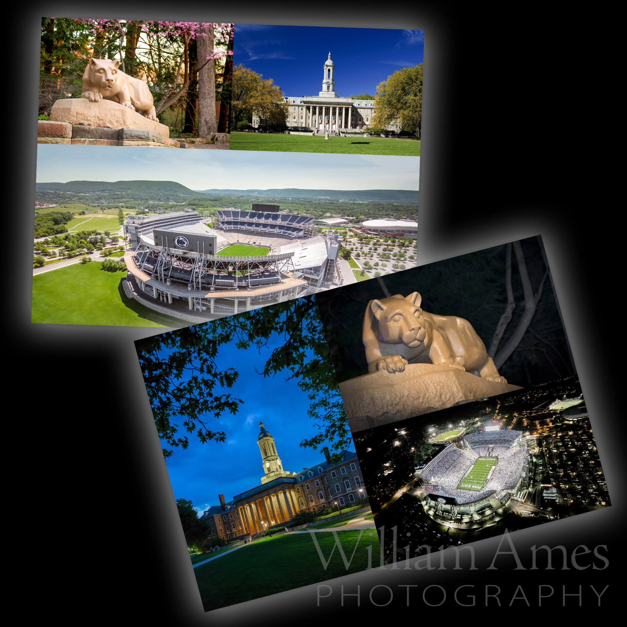 Penn State Photos - William Ames Photography